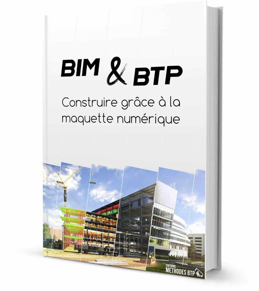 BIM & BTP - Couverture du livre