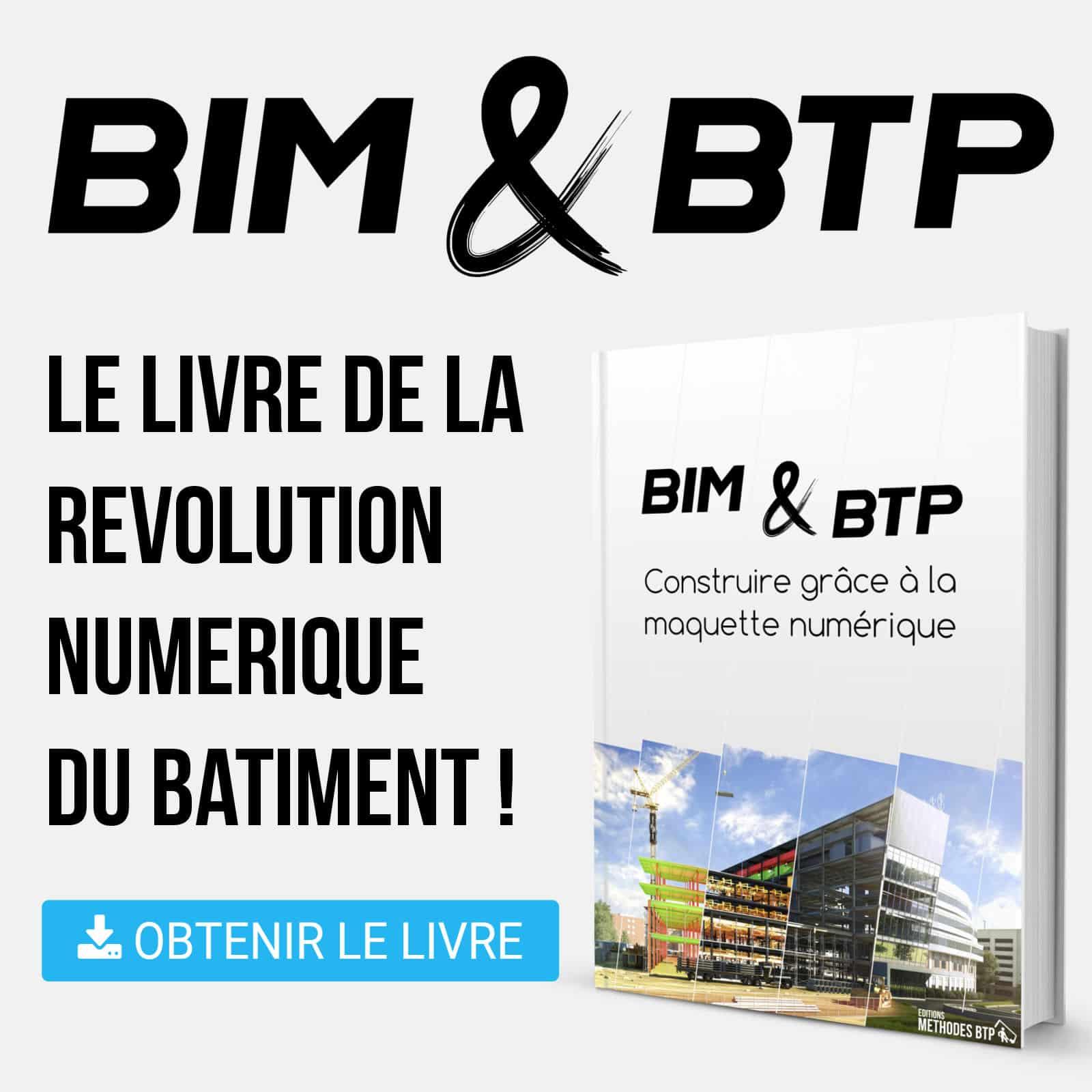 BIM & BTP / Le livre