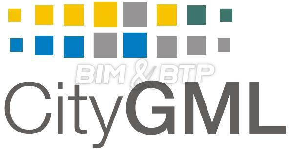 Logo du strandar CITY GML