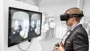 Lunettes Oculus