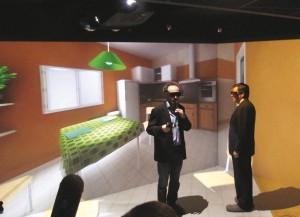 Réalité virtuelle appliquée au bâtiment