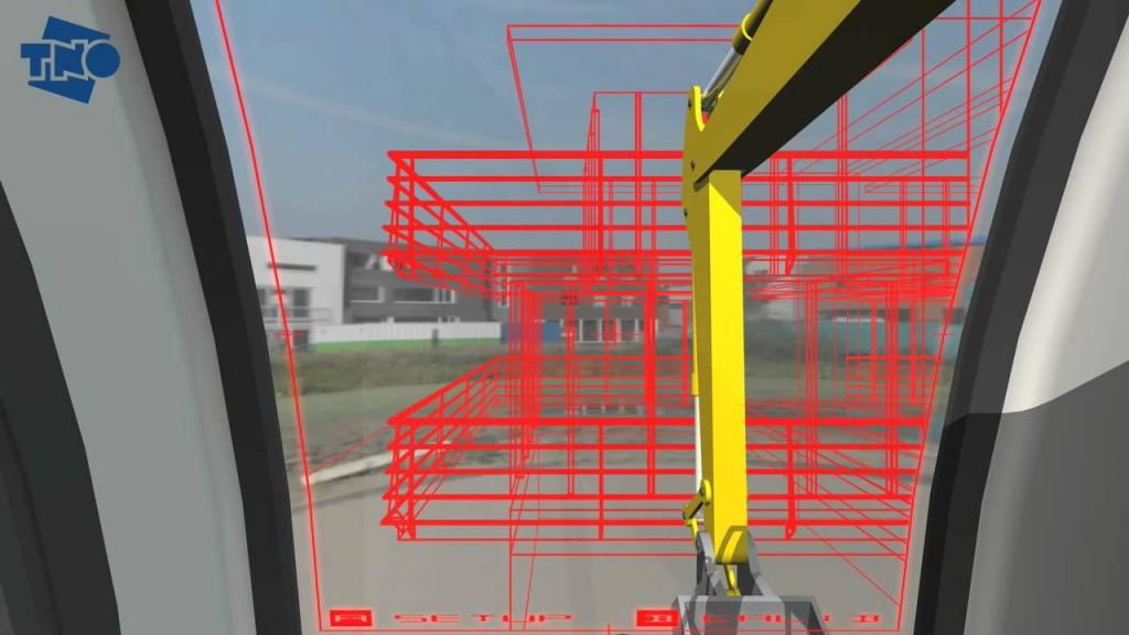Présenter un mode opératoire en réalité augmentée sur le chantier