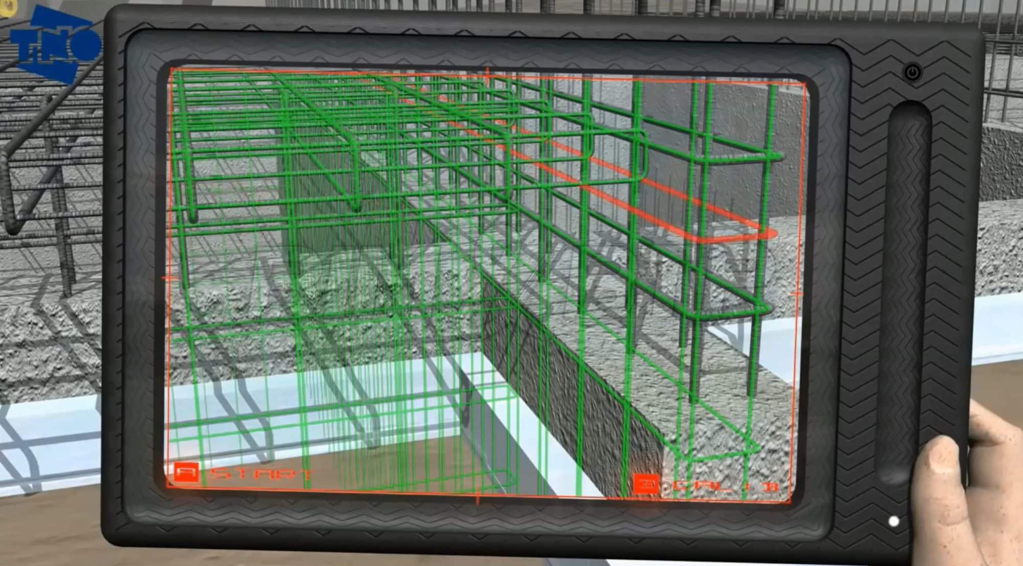 BIM et chantier : réalité augmentée