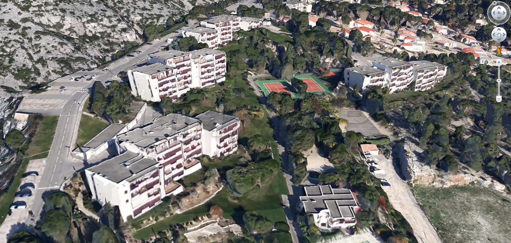 Google Earth est une maquette de LOD1 voire LOD2